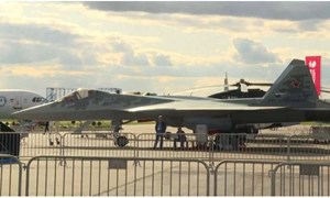 [Video] Cận cảnh triển lãm máy bay quân sự MAKS 2019 của Nga
