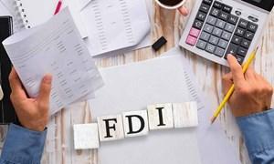 [Infographics] Hơn 19 tỷ USD vốn FDI vào Việt Nam trong 8 tháng đầu năm