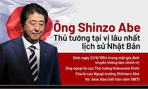 [Infographics] Những Thủ tướng Nhật Bản tại nhiệm lâu nhất trong lịch sử