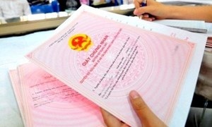 Hồ sơ xin cấp sổ đỏ không cần bản sao giấy tờ tùy thân