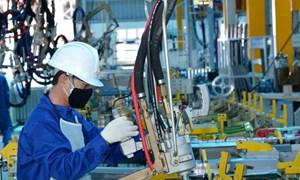 Trong tháng 8/2021, chỉ số sản xuất công nghiệp giảm 4,2%