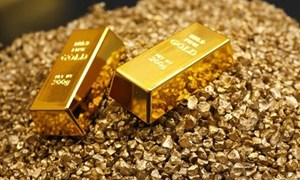 Giá vàng trong nước vẫn theo đà tăng của thế giới