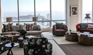 [Video] Có gì trong căn penthouse gần 400 tỷ ở khu trung tâm công nghệ Mỹ?