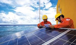 Điều tra pin năng lượng mặt trời Trung Quốc đội lốt hàng Việt xuất Mỹ