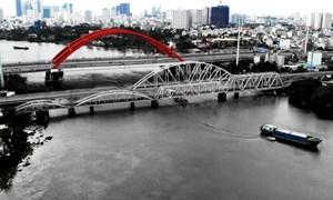 [Video] Cầu sắt Bình Lợi hoàn thành