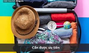 [Video] Gửi hành lý cuối cùng và những thủ thuật cần biết khi đi máy bay