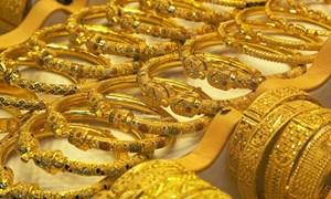 Đón nhận những thông tin tích cực về thương mại Mỹ-Trung, giá vàng quay đầu giảm