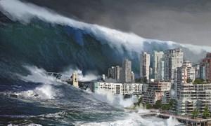 [Video] Làm gì để thoát chết khi gặp sóng thần?