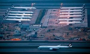 [Infographics] Covid-19 làm suy giảm doanh thu sân bay toàn cầu