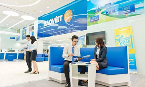 Tổng doanh thu hợp nhất của Bảo Việt tăng trưởng 10,2%, dẫn đầu thị trường bảo hiểm