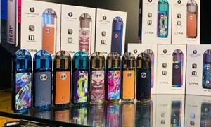 [Video] Hàng nghìn sản phẩm thuốc lá điện tử bị thu giữ