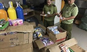 [Video] Phát hiện và thu giữ gần 4.500 sản phẩm đồ chơi nhập lậu
