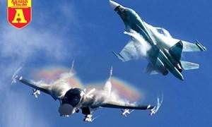 [Infographic] Hai tiêm kích bom Su-34 của Nga va vào nhau trên không