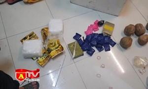[Video] Thủ đoạn tinh quái của các đối tượng vận chuyển ma túy từ Sơn La về Hà Nội