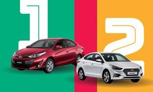 [Infographics] Top xe bán chạy tháng 8 - ngôi vương khó lật