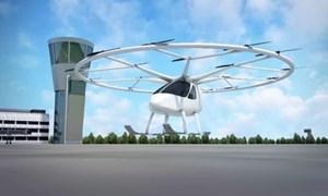 [Video] Taxi bay thử nghiệm thành công ở sân bay quốc tế