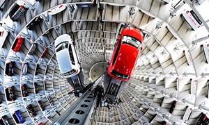 [Video] Bãi đỗ xe tự động cao 26 tầng có sức chứa 208 ôtô