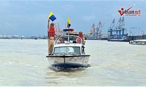 [Video] Bắt đầu cao điểm xử lý phương tiện thủy vi phạm đăng ký, đăng kiểm