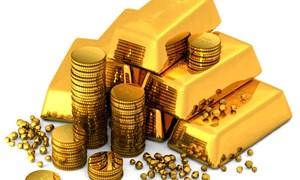 Vàng tăng giá sau khi Ngân hàng Trung ương châu Âu nới lỏng chính sách tiền tệ