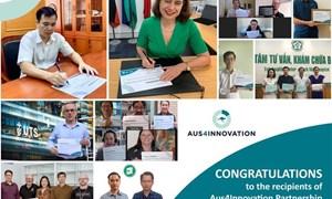Australia tài trợ cho 4 dự án chuyển đổi số tại Việt Nam