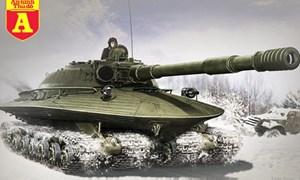[Infographic] Nhìn lại siêu tăng chống chọi với vũ khí hạt nhân của Liên Xô