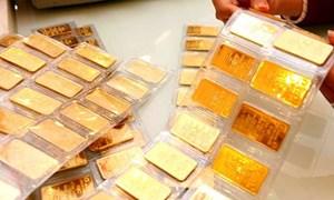 Vàng tiếp tục chịu áp lực giảm giá