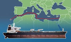[Video] Hải trình gần 5 tháng của siêu tàu dầu Iran