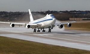 """[Video] Giải mã siêu máy bay """"Lầu Năm Góc trên không"""" của Mỹ"""