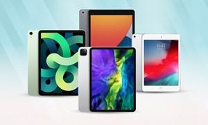 [Infographics] iPad 2020 đọ sức với thế hệ cũ