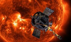 [Video] Có gì bên trong Mặt Trời?