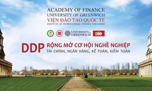 [Video] Tối 18/9/2020, Viện Đào tạo Quốc tế livestream Tư vấn tuyển sinh Chương trình DDP