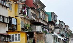 Chính sách huy động nguồn lực  cải tạo chung cư cũ trên địa bàn TP. Hà nội