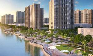 Phát triển thị trường căn hộ chung cư  tại TP. Hồ Chí Minh