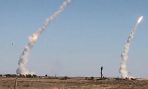 [Video] Xem hệ thống phòng thủ của Nga đánh chặn mục tiêu trên không