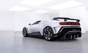 [Video] Mê mẩn với siêu phẩm Bugatti Centodieci có giá hơn 206 tỷ đồng