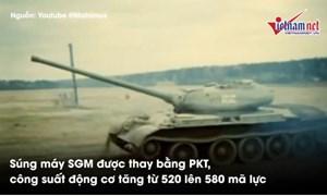 [Video] Xe tăng lão làng, qua hơn nửa thế kỷ vẫn được trọng dụng của Nga
