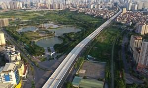 [Video] Cầu cạn vành đai 3 sắp hoàn thành