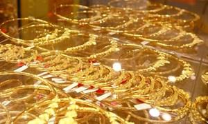 Giá vàng trong nước ổn định bất chấp vàng thế giới tiếp tục tăng
