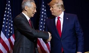 [Video] Mỹ gia hạn sử dụng căn cứ quân sự Singapore thêm 15 năm