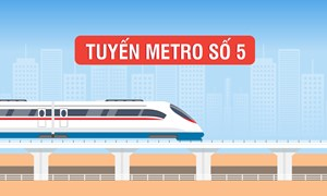 [Video] Tuyến metro số 5 được đề xuất xây dựng như thế nào?