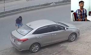 [Video] Táo tợn trộm ô tô giữa ban ngày