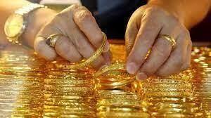 Vàng trong nước giảm mạnh