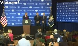 [Video] Tổng thống Mỹ Donald Trump lên tiếng phản hồi về tiến trình luận tội