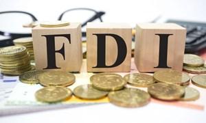 [Infographics] Việt Nam thu hút hơn 22 tỷ USD vốn FDI trong 9 tháng đầu năm