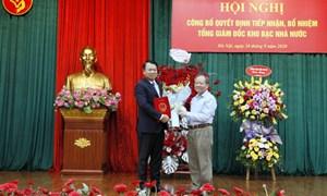 [Video] Ông Nguyễn Đức Chi làm Tổng giám đốc Kho bạc Nhà nước