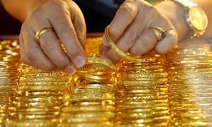 Bị áp lực, vàng giảm mạnh