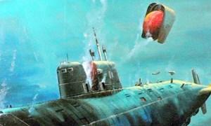 [Video] Thảm kịch siêu tàu ngầm bất khả xâm phạm của Liên Xô một đi không trở về