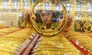 Giá vàng hôm nay 30/9: Vàng trong nước đồng loạt giảm mạnh