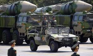 [Video] Trung Quốc khoe loạt vũ khí mới tại duyệt binh