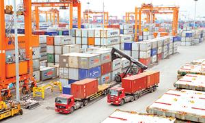 Tổng trị giá xuất nhập khẩu hàng hoá của Việt Nam trong tháng 9 tăng 2,1%